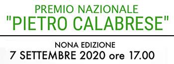 Premio Calabrese 2019